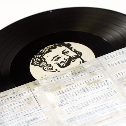 "12"" vinyl 'Bright Companions'"