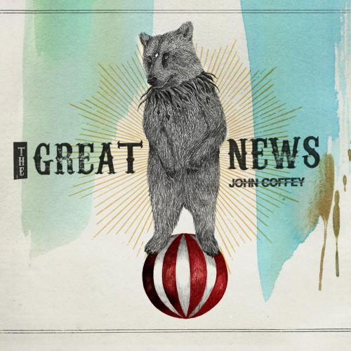 "12"" vinyl 'The Great News'"